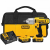 High Torque Impact Wrench Kit 20V Max.,4.0AH -- DCF889M2 - Image