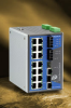 DIN-Rail Managed Ethernet Switch -- EDS-518A Series