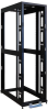 45U SmartRack 4-Post Mid-Depth Open Frame Rack -- SR45UBMDEXPND - Image