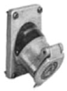 Explosionproof Pin and Sleeve Receptacle -- CPR-23 - Image