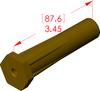 Straight Boot Insulator -- 16003 - Image
