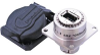AMPHENOL PCD - USBF21NSCC - RECEPTACLE DUST CAP, NICKEL -- 864686