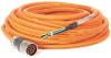 MP-Series 20m Servo Power Cable -- 2090-CPWM7DF-10AA20 -Image