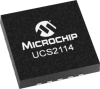 Dual USB Power Switch with Integrated Current Sensor -- UCS2114 -Image