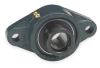 Mounted Ball Bearing,1 1/2 In Bore -- 3FCW9 - Image