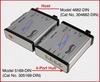 Fiber-to-USB Converter/Extender, Host -- 4662-DIN