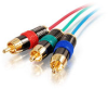 50ft Plenum-Rated Component Video Cable -- 2218-40795-050