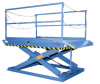 T3 Series Recessed Dock Lifts -- T3-60810