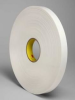 3M 4462 Black Foam Mounting Tape - 2 in Width x 72 yd Length - 31 mil Thick - 23497 -- 051115-23497 -- View Larger Image