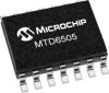 Three-Phase Motor Driver -- MTD6505