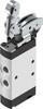 Roller lever valve -- VMEF-K-M52-M-N18 -Image