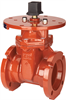 Gate Valve - Ductile Iron, Fire Protection, Mechanical Joint -- M-609-RW