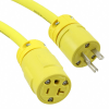 Power, Line Cables and Extension Cords -- WM12998-ND -Image