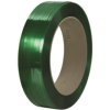 """7/16"""" x 10500' - 16"""" x 6"""" Core Signode Comparable Polyester Strapping - Smooth -- PS5930 -- View Larger Image"""