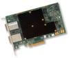 SAS Host Bus Adapter -- 9300-16e -- View Larger Image