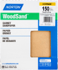Norton WoodSand Garnet Fine Grit Paper Sheet -- 7660705507 -- View Larger Image
