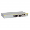 Allied Telesis AT 8000GS/24 - Switch - managed - 24 x 10/100 -- AT-8000GS/24-10