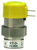 Fully Ported 3-WAY EW Series - Mouse Valves -- ET-3-12-L -- View Larger Image