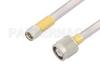 SMA Male to TNC Male Cable 18 Inch Length Using PE-SR401AL Coax -- PE34420-18 -Image
