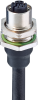 Fast Ethernet Cat5e Data Single-Ended Cordset -- RKHS 8Y-922