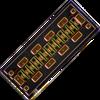 25-W, 18.0-GHz, GaN HEMT Die -- CGHV1J025D -Image