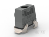 Rectangular Connector Hoods & Bases -- T1750161121-000 -Image