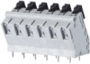 Solderable Spring Clamp Terminal Blocks -- AST178