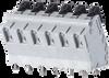 Solderable Spring Clamp Terminal Blocks -- AST178