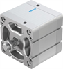 ADN-100-40-A-P-A Compact cylinder -- 536379-Image
