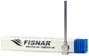 Fisnar 814150SS1 Luer Lock Stainless Steel Dispensing Tip 1.5 in x 14 ga -- 814150SS1 -Image
