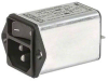 Power Entry Connectors - Inlets, Outlets, Modules -- 486-5787-ND -Image
