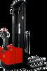 Walkie Adjustable Straddle Truck -- MXS-14-30-130