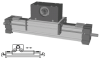 External Belt Driven Linear Actuator -- ELSD 40 - Image