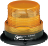 Grote 77103 Mighty Mini Strobe Light, Yellow, Single Flash, 0.25A, 12 VDC -- 47751 -Image