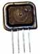 24PC Series, Gage, Vacuum Gage; Unamplified; Range: ±30 psi -- 24PCDND6G
