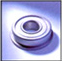 Inch Precision Bearings - Flanged Bearings Shielded -- SFR-2ZZ