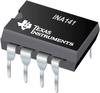 INA141 Precision, Low Power, G = 10, 100 Instrumentation Amplifier -- INA141U - Image