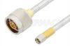 SMA Male to N Male Cable 48 Inch Length Using PE-SR401FL Coax, RoHS -- PE34263LF-48 -Image