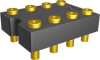 Relay Sockets, SMT Type/Thru Hole/8 Pin -- G6K2P-8P-L42SMT-RL500 - Image