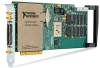 NI PCI-6561 Digital Wfm, 100 MHz, LVDS, 16 Mbit/chan -- 778991-02