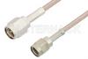 SMA Male to Reverse Polarity SMA Male Cable 60 Inch Length Using RG316 Coax -- PE35212-60 -Image