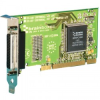 Parallel Port Low Profile Printer PCI Card -- UC-157
