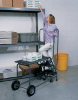 CART-N-CLIMB 6 STEP STEEL GRAY -- RE-6