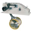 Custom Thruster - 400 Swing Retracting Hydraulic Thruster 40HP -- 400 Swing 40HP