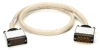 V.35 Interface Cable (34-Conductor), Straight-Pinned, PVC, Male/Female, 3-ft. (0.9-m) -- EYNT450-0003-MF
