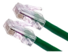 CORD CAT5E STRN GREEN T568B 14 FT NB -- 26-205-168 -- View Larger Image
