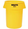 Brute Rubbermaid 264300YL Yellow 44 gal Round Containers -- 264300YLRM