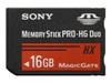 16GB MS PRO-HG DUO HX HS -- MSHX16B - Image