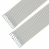 Flat Flex Ribbon Jumpers, Cables -- HF15U-04-ND -Image