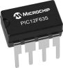 8-bit Microcontroller -- PIC12F635